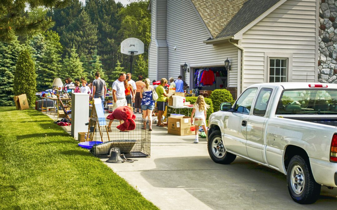 Tips for a Successful Moving Sale